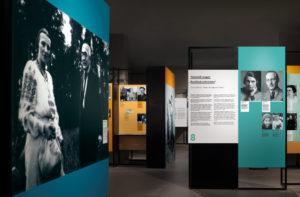 Die neue Dauerausstellung der Gedenkstätte Stille Helden © Gedenkstätte Stille Helden