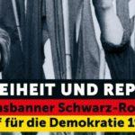 Sonderausstellung Für Freiheit und Republik! Das Reichsbanner Schwarz-Rot-Gold
