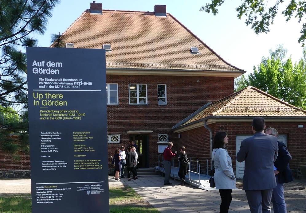 Dauerausstellung Gedenkstätte Zuchthaus Brandenburg-Görden