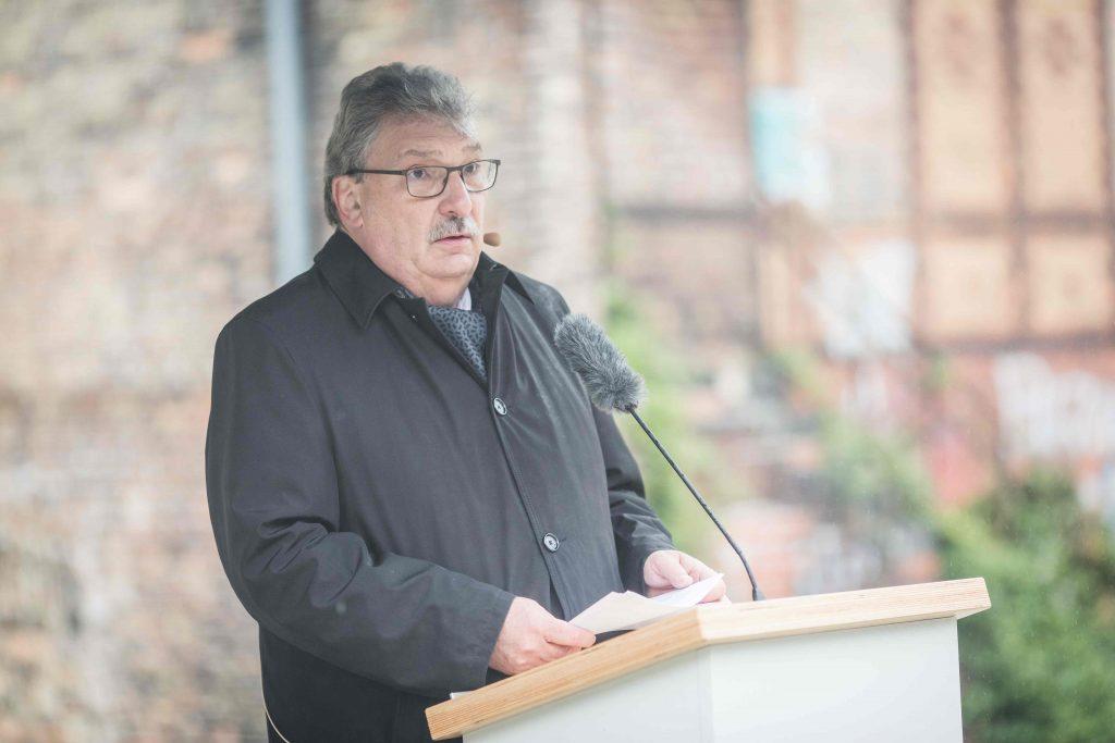 Ralf Wieland, Präsident des Abgeordnetenhauses von Berlin, Foto: Marko Priske